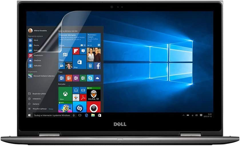 Celicious Matte Anti-Glare Screen Protector Film Compatible with Dell Inspiron 15 5579 [Pack of 2]