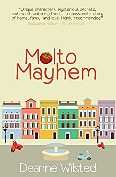 Molto Mayhem by [Wilsted, Deanne]