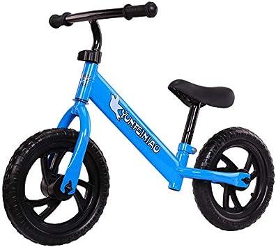Bicicleta Sin Pedales Para Niños, Equilibrio Bici Sin Pedales Niño ...