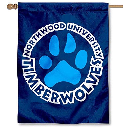 Northwood Timberwolves Banner House (Northwood University)