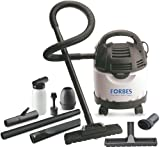 Eureka Forbes Trendy Wet & Dry 700-Watt Vacuum Cleaner (White and Black)