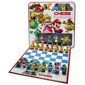 Super Mario Chess Collector's Edition Tin - 51LmKri 2BQ7L - Chess Super Mario