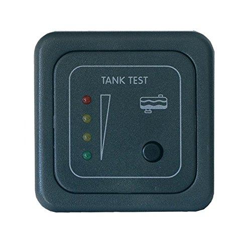 CBE Panneau Test 12V à LED mttr/G CBE contrôle réservoir eaux grises Caravane–mttr/G