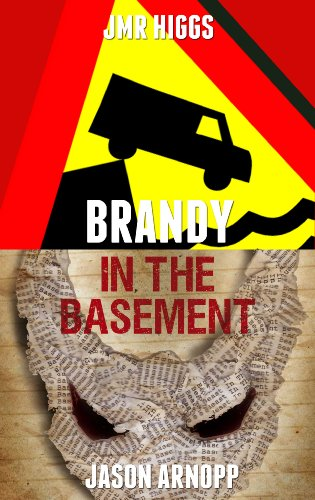 book cover of Brandy In The Basement