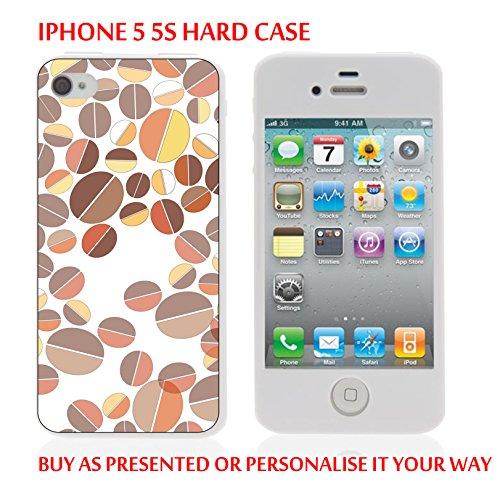 Gc18_iph55s iPhone 5 5S Coque Housse pour tablette Motif billes colorées à Personnaliser avec votre texte personnalisé produits fabriqués et vendus Par ThatVinylPlace