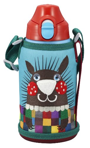 TIGER stainless bottle Sahara 2WAY echidna MBR-A06GA (japan import) by Tiger