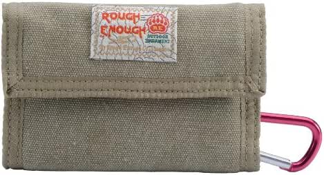 Rough Enough Canvas Classic Casual Wallet Purse