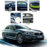 Healing Shield, Compatible with BMW 2017 All New 520d Invisible Protector Paint Scratch Protective Film FUEL TANK DOOR - 1 PCS Protection Sticker film for cars