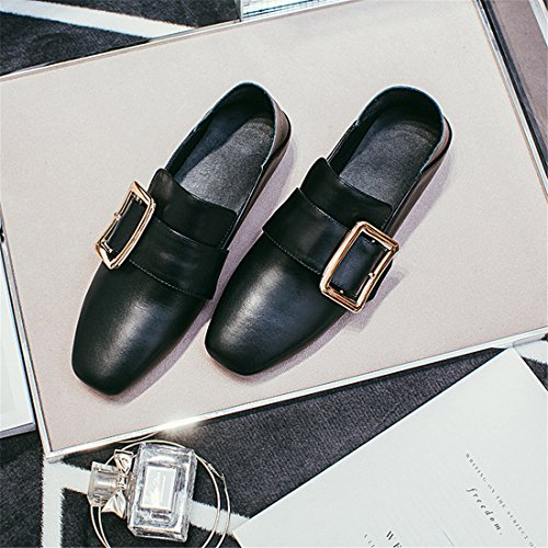 Mocassins Décontractés Classiques Des Femmes - Mocassins De Conduite Douce Glisser Sur Les Chaussures T491x7y Blanc