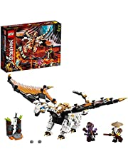 LEGO Ninjago 71718 Wu's Battle Dragon Building Kit (321 Pieces)
