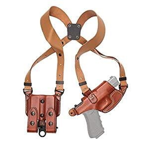 Aker Leather 101 Comfort-Flex Shoulder Holster
