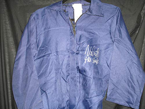 Nick Castle Signed Michael Myers Official Jumpsuit 1978 Halloween The Shape -