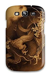OgVIyCl6440TpWNt Case Cover Protector For Galaxy S3 Chinese Dragon Case