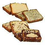 Sweet Street Desserts Cake Coffee Pullman Loaf Variety #9 18 Slice Frozen, 4.13 lb, (4 per case)