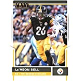 2017 Score #116 Le'Veon Bell Pittsburgh Steelers Football Card