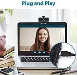 1080P Web Camera, HD Webcam with Microphone