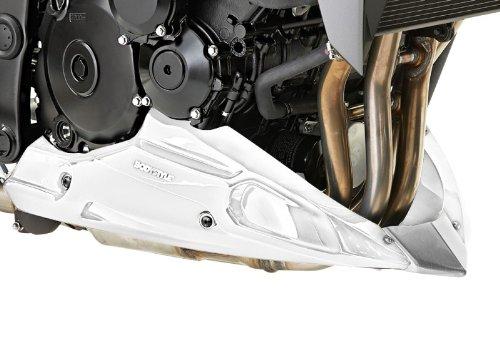 Sabot moteur Bodystyle Suzuki GSR 750 11-16 blanc