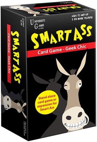 Smart Ass Geek Chic Card Game