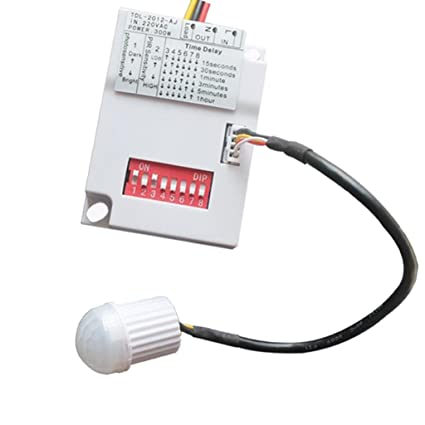 Sharplace Sensor Infrarrojo de Cuerpo de IR Sensor Inteligente de Herramienta de Sensor de Movimiento