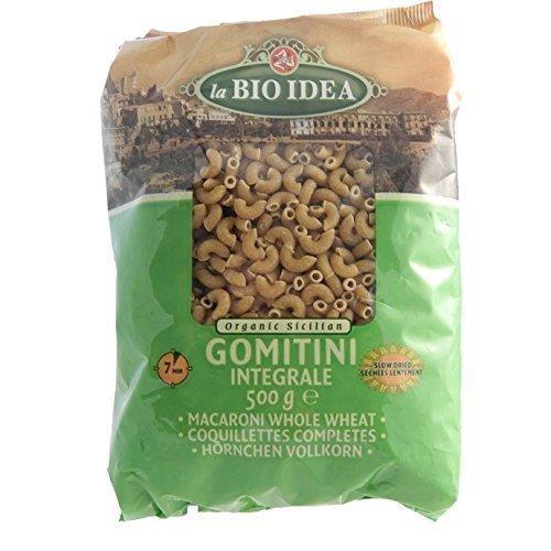 (Whole-Wheat Macaroni (Elbows) - 500g)