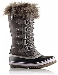 Joan of Arctic Boots Quarry Black 7
