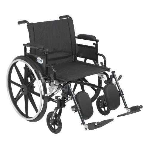 PLA422FBDAAR-ELR - Viper Plus GT Wheelchair with Flip Back R