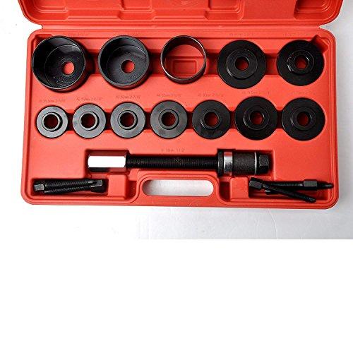 Front Wheel Drive Set - Front Wheel Drive Bearing Puller Hub Removal Car Kit Set 2-3/16