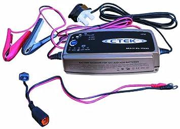 CTEK CTE-XS7000 - Cargador de batería de coche, 8 etapas, 7 ...
