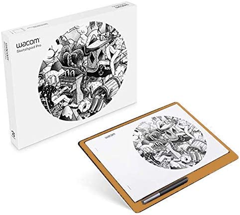 Wacom Sketchpad Pro Graphic Pen Drawing Tablet Similar Intuous Pro Genuine Leather