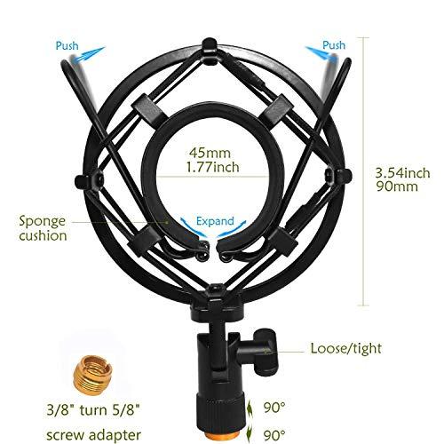 Buy mxl 550 shock mount