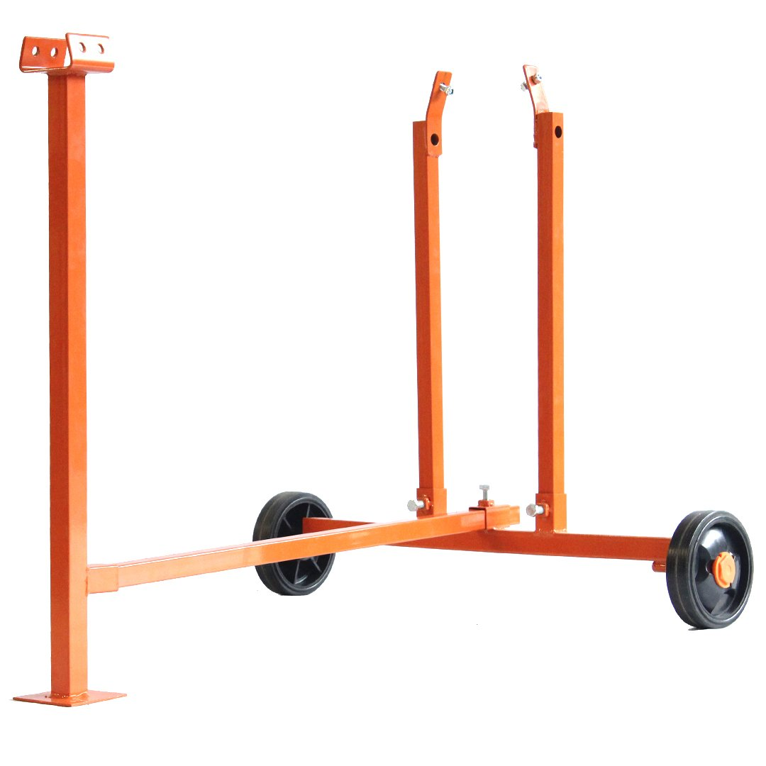 Universal Electric Log Splitter Stand Trolley Forest Master