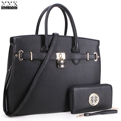 74189f60b0 MMK collection Women Fashion Matching Satchel handbags with  wallet(2597 0326)~Designer Purse for Women ~ Perfect Women Purse and  wallet~ Beautiful Designer ...