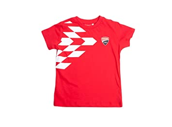 Amazon.com: DUCATI CORSE GRID PRINT T-SHIRT KIDS (7-8 years): Automotive