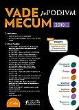 capa de Vade Mecum Juspodivm 2018: Atualizado Até 25/06