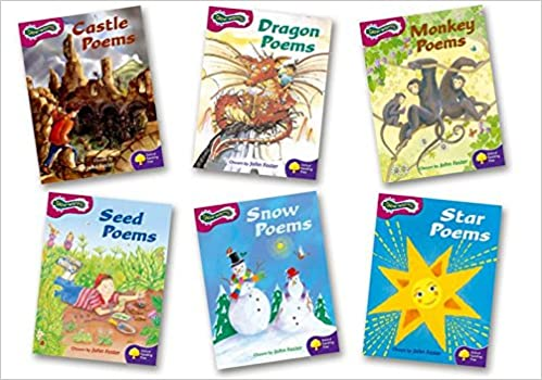Oxford Reading Tree: Levels 10-11: Glow-worms: Pack (6 books, 1 of each title)