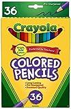 Crayola Colored Pencil Set, School