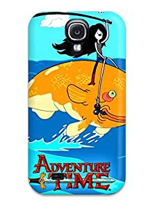 ZippyDoritEduard Premium Protective Hard Case For Galaxy S4- Nice Design - Adventure Time