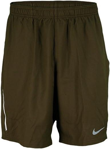 Amazon.com : Nike Men`s Power 9 Inch Woven Tennis Short X ...