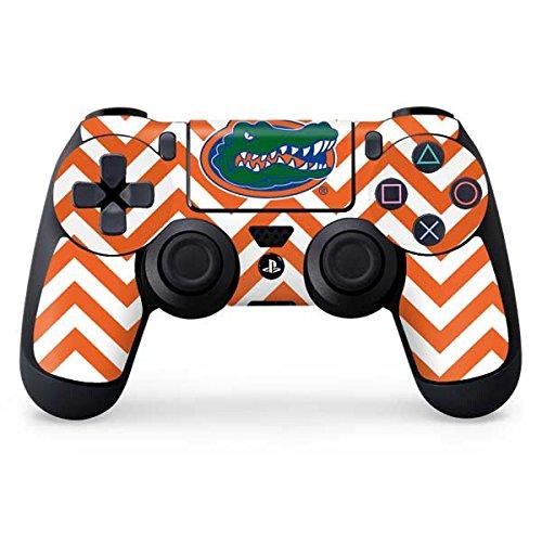 University of Florida PS4 Controller Skin - Florida Gators Chevron Print | Schools & Skinit Skin