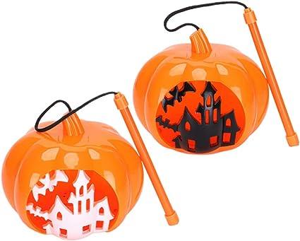 Ghostly Glow Town Black Pumpkin Halloween Fabric Glow in the Dark jack /'olantern