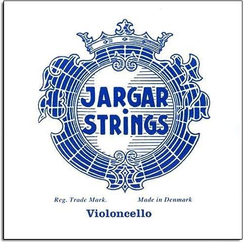 Jargar Silver Cello C String Forte (Jargar Cello Strings Forte)