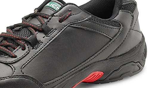 Click Workwear Full Safety Trainer Shoe With Steel Toe Cap / Midsole