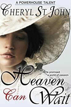 Heaven Can Wait (Dutch Country Brides Book 1) by [St.John, Cheryl]