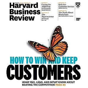 January-February 2017 (English) Audiomagazin von Harvard Business Review Gesprochen von: Todd Mundt