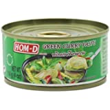 Hom-D Green Curry Paste, 114 g