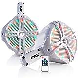 "Pyle PLMRWB65LEW 6.5"" Hydra Wakeboard Tower Speaker, Set of 1"