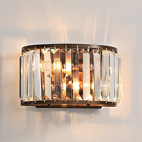 02 Crystal Wall Sconce - 5