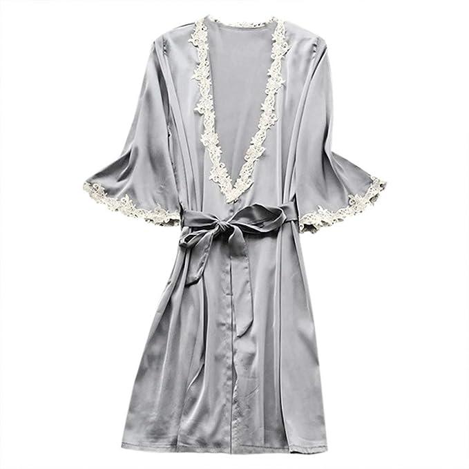 49697f99f Rcool Camisones Batas y Kimonos Camisones Mujer Camisones Verano Camisones  Tallas Grandes Mujer