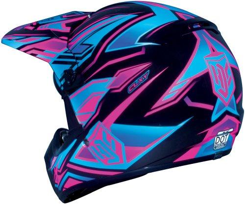 HJC CL-XY Fulcrum Youth Motocross Motorcycle Helmet (MC-8, Small)