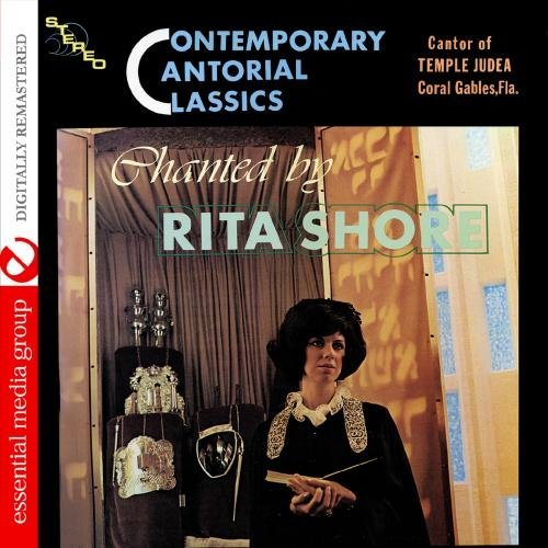 - Cantor Of Temple Judea (Digitally Remastered) by Rita Shore (2012-08-08)